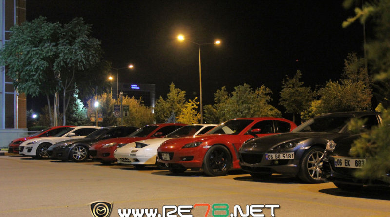 20th July 2013 Summer Night Meet