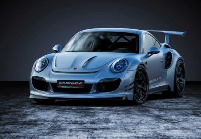 The new GEMBALLA GTR 8XX EVO-R BiTurbo