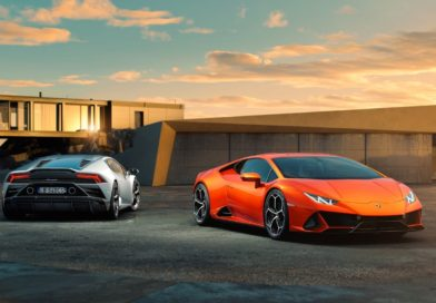 Lamborghini Huracán EVO Revealed