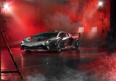 Lamborghini Squadra Corse 18 Alston