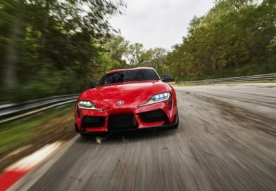 2020 Toyota Supra A90 Revealed