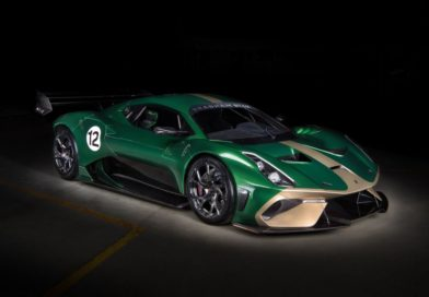 The new Brabham BT62