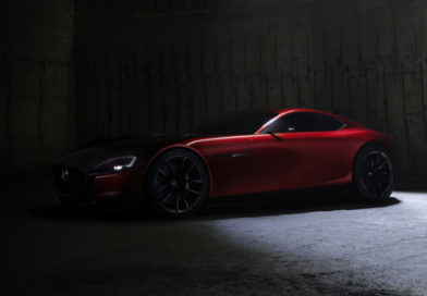 Mazda RX Vision Interview with Designer Kevin Rice
