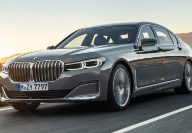The new 2020 BMW 7 Series Facelift