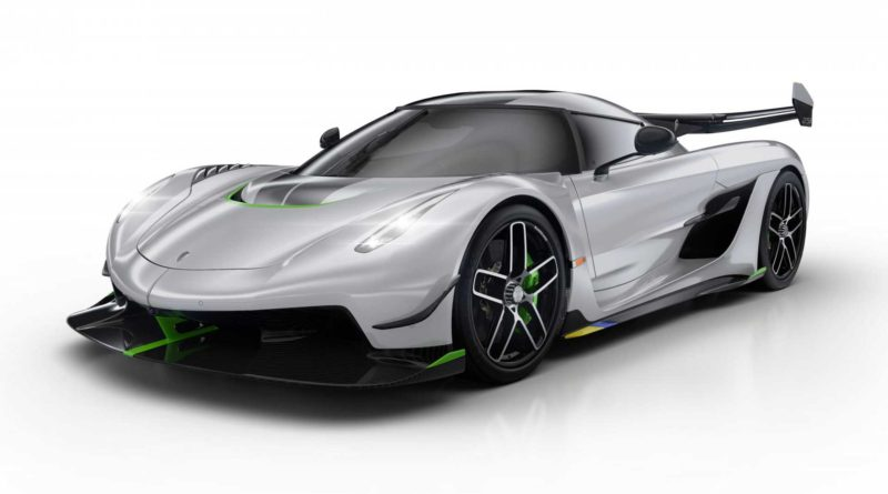 Koenigsegg Jesko Revealed
