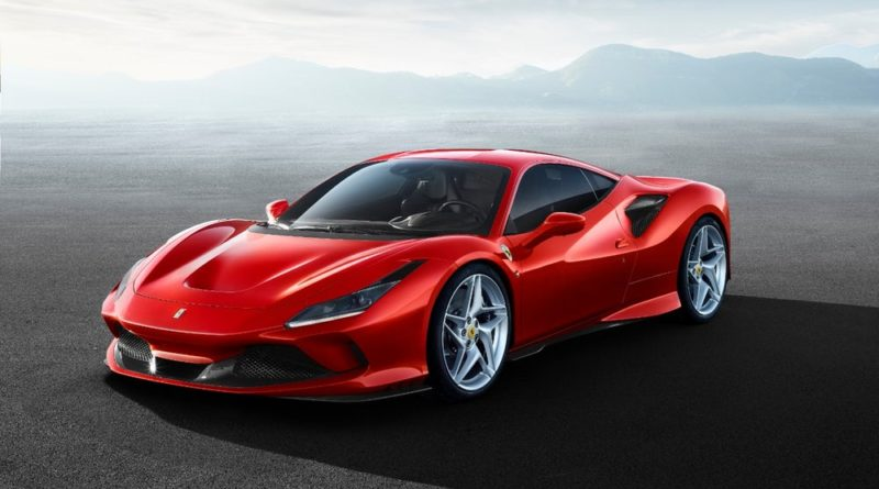 Ferrari F8 Tributo Revealed