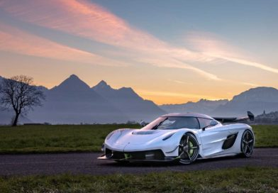 Koenigsegg Jesko Photo Shoot in Switzerland
