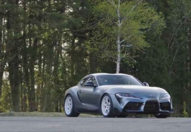 Toyota GR SUPRA A90 HKS Tuned Gunsai Test