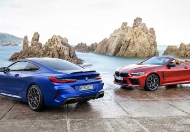 BMW M8 Competition Coupé and Convertible
