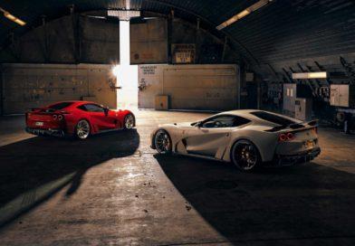Ferrari 812 Superfast N-Largo tuned by Novitec