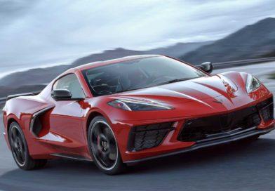 2020 Chevrolet C8 Corvette Revealed