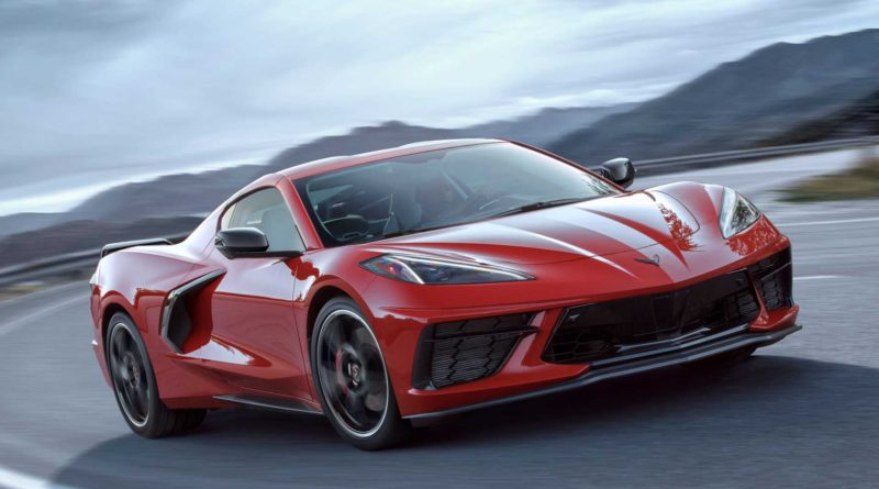 2020 Chevrolet C8 Corvette Revealed