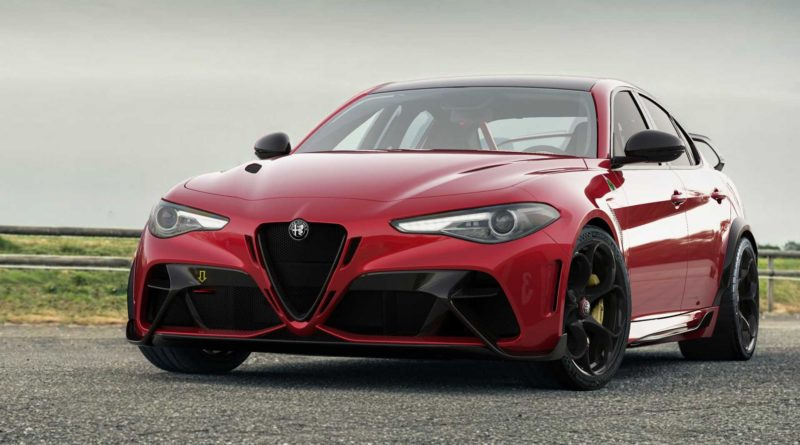 2021 Alfa Romeo Giulia GTA and GTAm Revealed