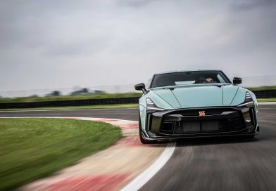 Production version of the Nissan GT-R50 by Italdesign Revealed