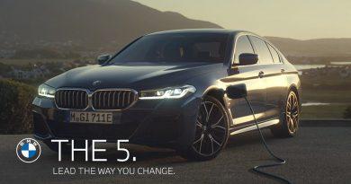 The New 2020 BMW 5 Series Sedan