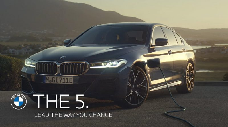 The New 2020 BMW 5 Series Sedan