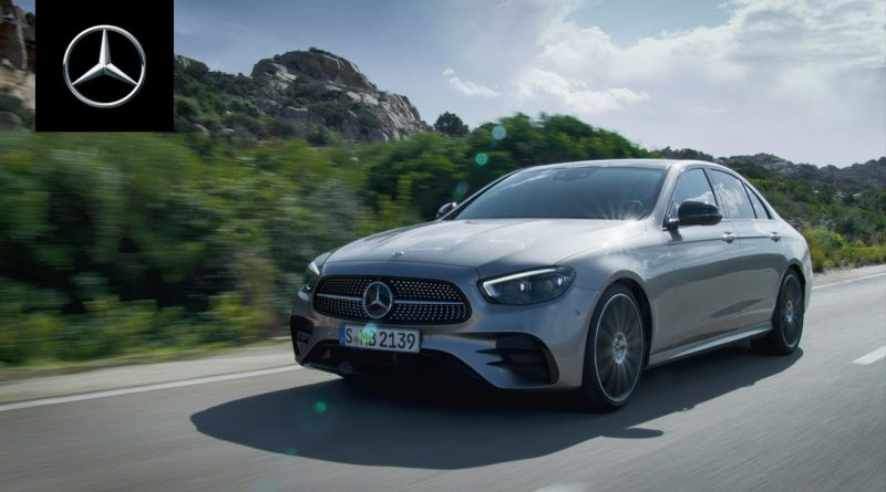 The New 2020 E-Class Mercedes-Benz