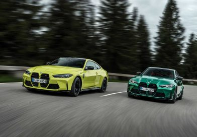 The new 2021 BMW M3 And M4 Revealed
