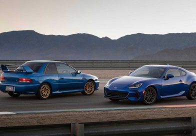 The new 2022 Subaru BRZ Revealed