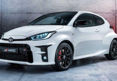 The new Toyota GR Yaris