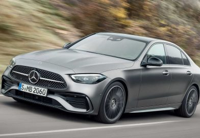 The new 2021 Mercedes C-Class Revealed