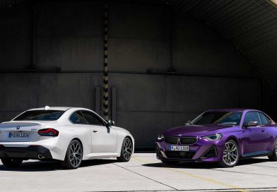 The new 2022 BMW 2 Series Coupe Revealed